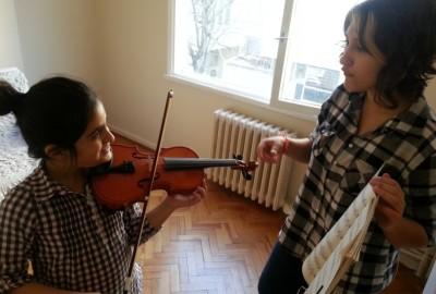 Müzik Kursu Kadıköy Piyano, Keman, Gitar, Şan, Trompet Dersi